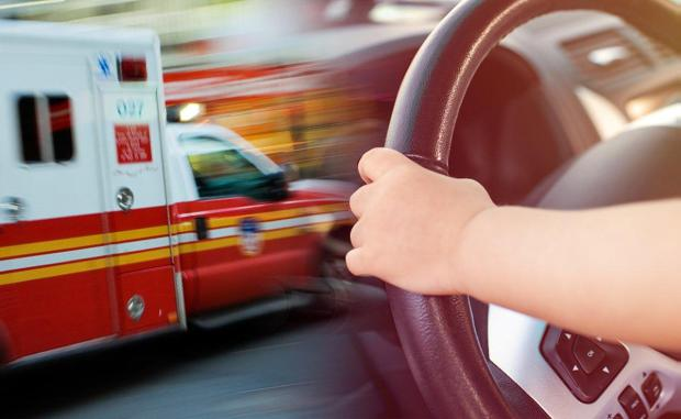 'My dad was sleeping …' Girl hero 7,  recuses her opioid overdosed dad Eric Roman, 37, driving him home