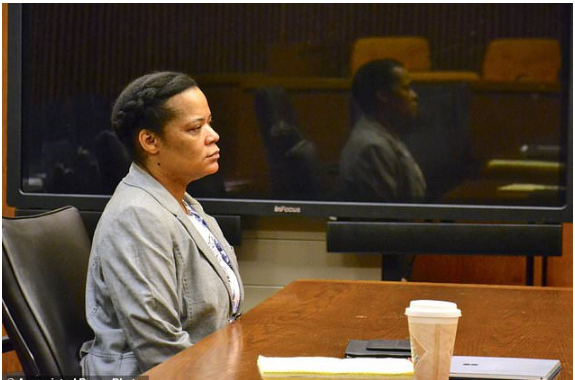 Life insurance!!! Uloma Curry-Walker, found guilty of hiring a hit man to kill her husband four months into their marriage