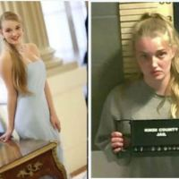 Socialite to burglar!! Talicia Martins, 21, Socialite daughter of Manhattan ballet power couple,arrested in an affluent Maine town - effect of drugs