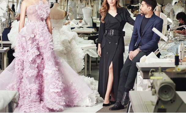 Ralph and Russo  will debut its Ready-to-Wear collection for London fashion week – waiting with baited breath