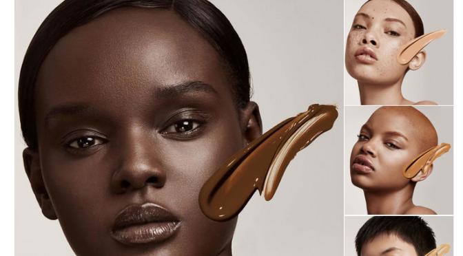 Fenty Beauty by Rihanna – showing true diversity