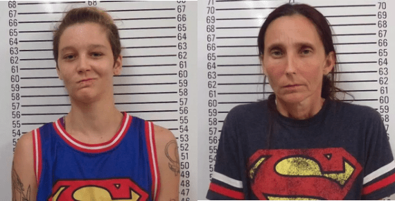Disturbing!! Misty Spann, 26, and Patricia Spann, 44,  mother and daughter plead guilty to incest, daughter gets 10-year probation