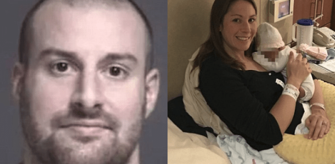 Father from hell: Jason Bittner, Chiropractor, beat  3-month old daughter leaving her brain injured with fractured rib for being fussy