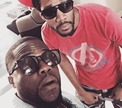 Et Tu Brute? Jonathan Todd Jackson, Kevin Hart's Judas friend allegedly behind sex tape extortion attempt