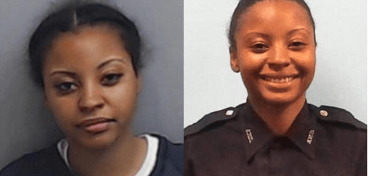 Drug peddaling cop: Iris Rowe, Atlanta cop, resigns after she was busted in a $30,000 drug raid where officers found prescription pills, guns, and marijuana