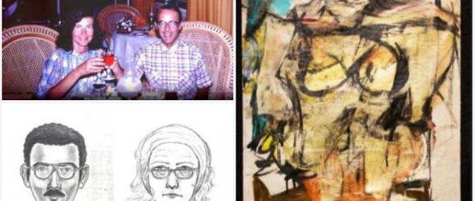 Iconic $160M painting that vanished in 1985 found in the bedroom of quiet, elderly New Mexico couple, Jerry Alter and his wife Rita, after they died in 2017