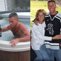 Eric Huska was 'caught on home surveillance video drowning his wife by closing the lid of their hot tub while she struggled to get out' - why?