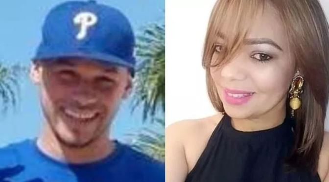 Abusive ex sprawls over lifeless body of estranged wife, weeping, after killing her in savage knife attack at her New York nail salon